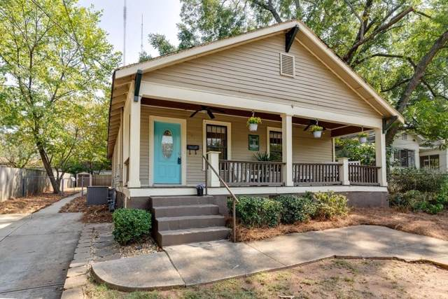 205 Mayson Avenue NE, Atlanta, GA 30307 (MLS #6628741) :: The North Georgia Group