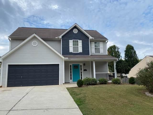302 Trailside Drive, Dallas, GA 30157 (MLS #6628782) :: North Atlanta Home Team