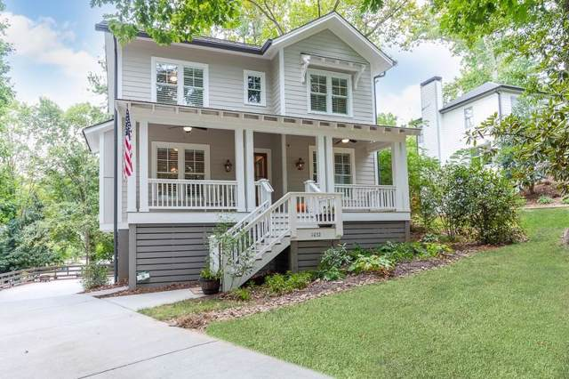 1032 Seaboard Avenue NW, Atlanta, GA 30318 (MLS #6628796) :: Good Living Real Estate