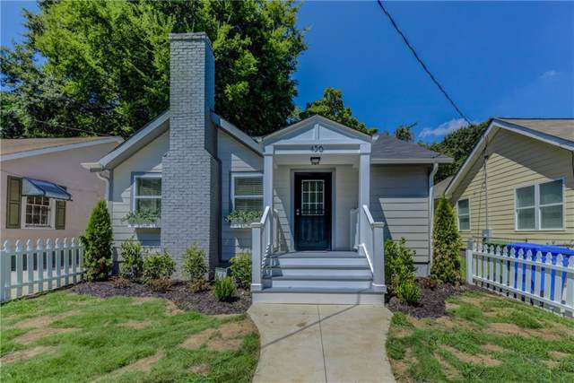 456 Griffin Street NW, Atlanta, GA 30318 (MLS #6628804) :: North Atlanta Home Team