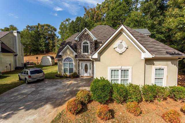 25 Shady Oaks Trail, Covington, GA 30016 (MLS #6628833) :: North Atlanta Home Team