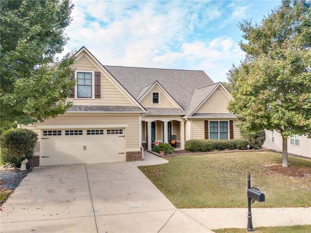 6112 Bendcreek Lane, Braselton, GA 30517 (MLS #6628850) :: The Hinsons - Mike Hinson & Harriet Hinson