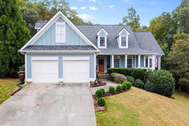 6 Mossy Rock Lane SW, Cartersville, GA 30120 (MLS #6628851) :: North Atlanta Home Team