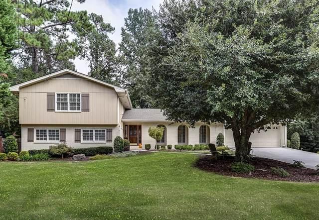 4647 Buckline Court, Dunwoody, GA 30338 (MLS #6628857) :: North Atlanta Home Team