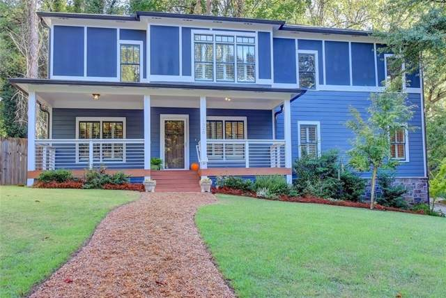 1320 Arnold Avenue NE, Atlanta, GA 30324 (MLS #6628877) :: The Heyl Group at Keller Williams