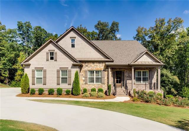 125 Manor North Drive, Alpharetta, GA 30004 (MLS #6628911) :: The Zac Team @ RE/MAX Metro Atlanta