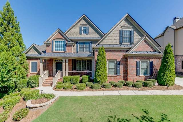 7401 Lazy Hammock Way, Flowery Branch, GA 30542 (MLS #6628912) :: Kennesaw Life Real Estate
