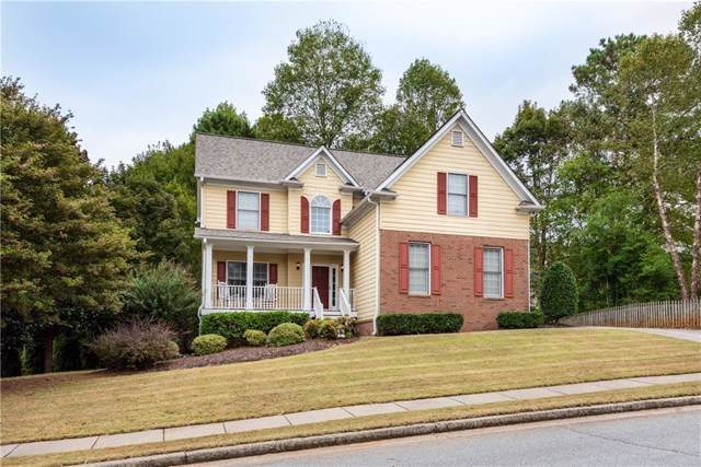 101 Windsong Trail, Canton, GA 30114 (MLS #6628943) :: The North Georgia Group