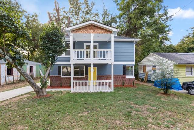 1407 Elizabeth Avenue SW, Atlanta, GA 30310 (MLS #6628950) :: The North Georgia Group