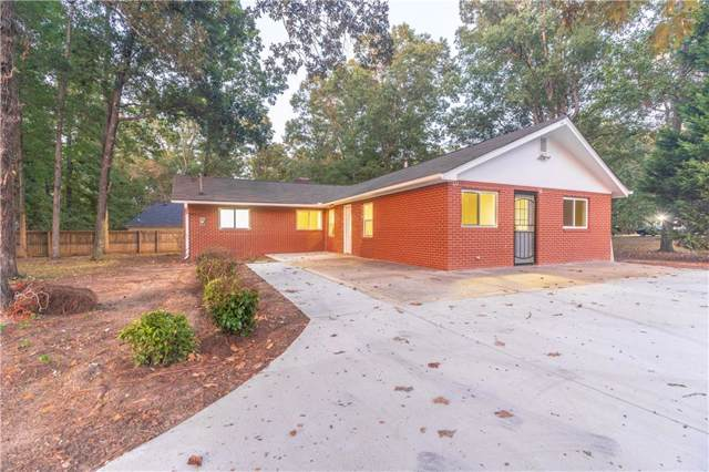 7846 Reeves Drive, Jonesboro, GA 30236 (MLS #6628984) :: North Atlanta Home Team