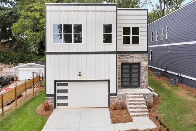 2020 Bixby Street SE, Atlanta, GA 30317 (MLS #6629037) :: The Cowan Connection Team