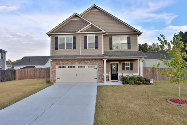 54 Hartley Avenue, Dawsonville, GA 30534 (MLS #6629041) :: North Atlanta Home Team