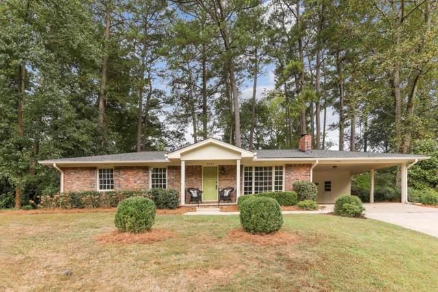 6490 Whispering Lane, Sandy Springs, GA 30328 (MLS #6629043) :: North Atlanta Home Team
