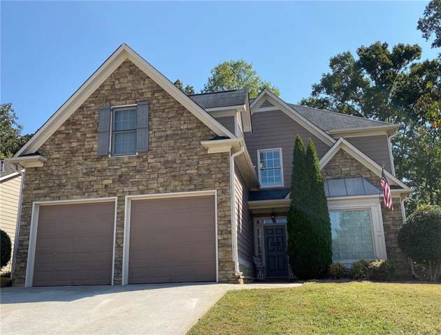 209 Yorkshire Lane, Villa Rica, GA 30180 (MLS #6629067) :: The Heyl Group at Keller Williams