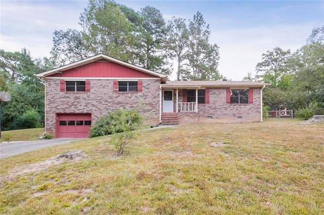 6520 Windsor Drive, Acworth, GA 30102 (MLS #6629079) :: The Heyl Group at Keller Williams