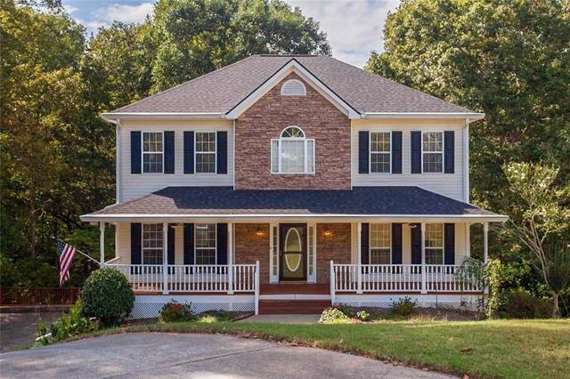 909 Cobblestone Trail, Canton, GA 30114 (MLS #6629083) :: North Atlanta Home Team