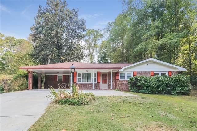 3294 N Creekview Drive, Lawrenceville, GA 30044 (MLS #6629100) :: North Atlanta Home Team