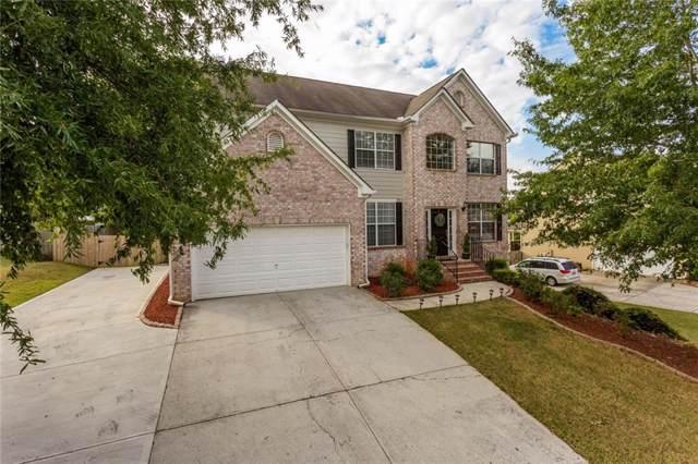 1072 Forest Creek Drive, Canton, GA 30115 (MLS #6629108) :: Charlie Ballard Real Estate