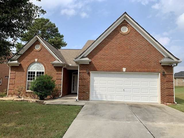 8495 Spivey Village Way, Jonesboro, GA 30236 (MLS #6629112) :: North Atlanta Home Team