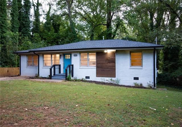 1693 San Gabriel Avenue, Decatur, GA 30032 (MLS #6629133) :: Charlie Ballard Real Estate