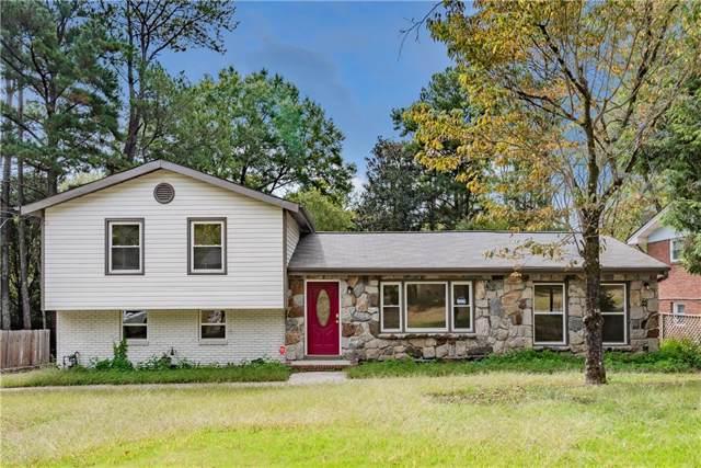 3502 Meadowridge Drive SW, Atlanta, GA 30331 (MLS #6629155) :: Kennesaw Life Real Estate