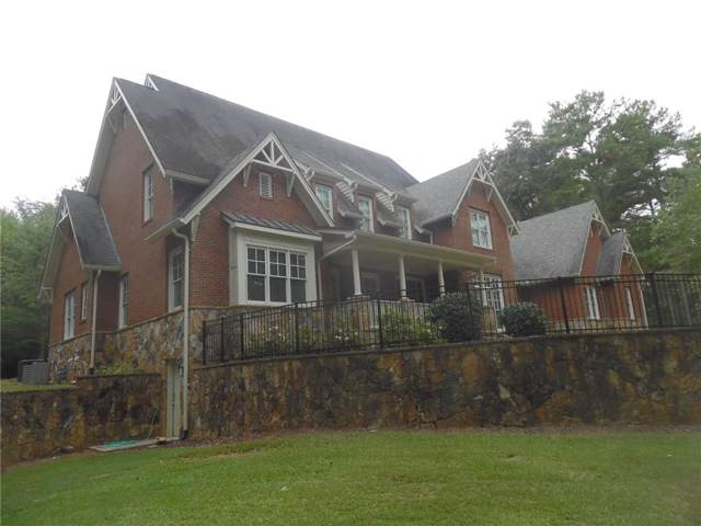 222 Valley View Drive, Rockmart, GA 30153 (MLS #6629160) :: Rock River Realty
