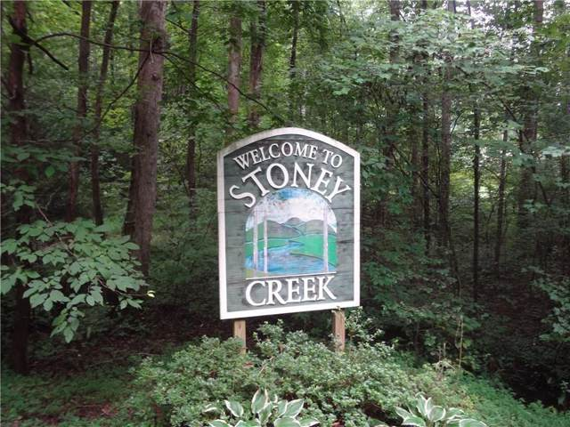 0 Stoney Creek Terrace, Dahlonega, GA 30533 (MLS #6629242) :: The Butler/Swayne Team