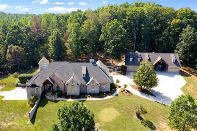 2115 Euharlee Road, Taylorsville, GA 30178 (MLS #6629264) :: Kennesaw Life Real Estate