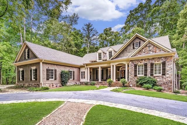 1885 Pitner Road, Acworth, GA 30101 (MLS #6629265) :: North Atlanta Home Team