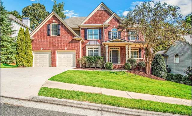 4450 Callaway Crest Drive NW, Kennesaw, GA 30152 (MLS #6629268) :: North Atlanta Home Team
