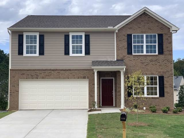 540 Princeton Circle, Palmetto, GA 30268 (MLS #6629271) :: The Cowan Connection Team