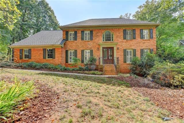 5484 Fort Fisher Way, Peachtree Corners, GA 30092 (MLS #6629308) :: Vicki Dyer Real Estate