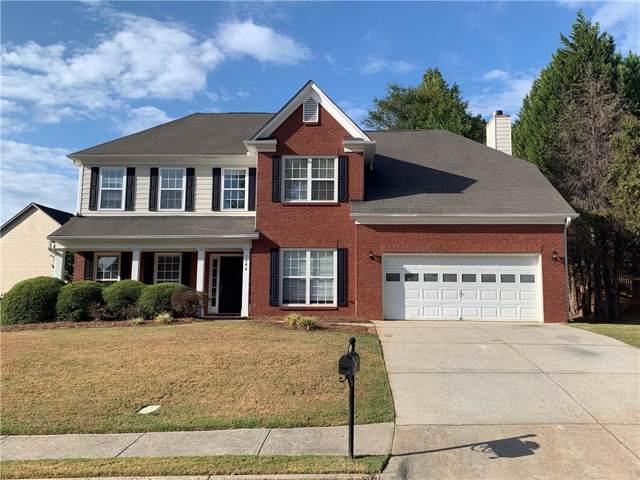 1544 Hampton Hollow Trail, Lawrenceville, GA 30043 (MLS #6629334) :: North Atlanta Home Team