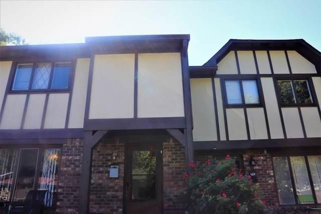 1192 Ashborough Drive SE E, Marietta, GA 30067 (MLS #6629340) :: Kennesaw Life Real Estate