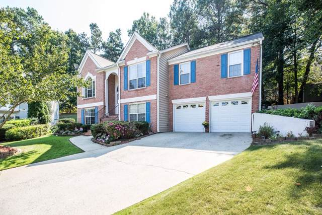 202 Five Iron Court NW, Kennesaw, GA 30144 (MLS #6629342) :: North Atlanta Home Team