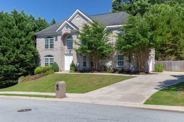 5408 Spelman Drive, Atlanta, GA 30331 (MLS #6629360) :: North Atlanta Home Team