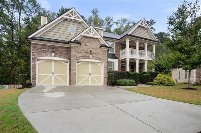 590 Cattail Ives Road, Lawrenceville, GA 30045 (MLS #6629368) :: RE/MAX Paramount Properties