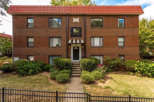 700 Argonne Avenue NE #6, Atlanta, GA 30308 (MLS #6629402) :: Good Living Real Estate