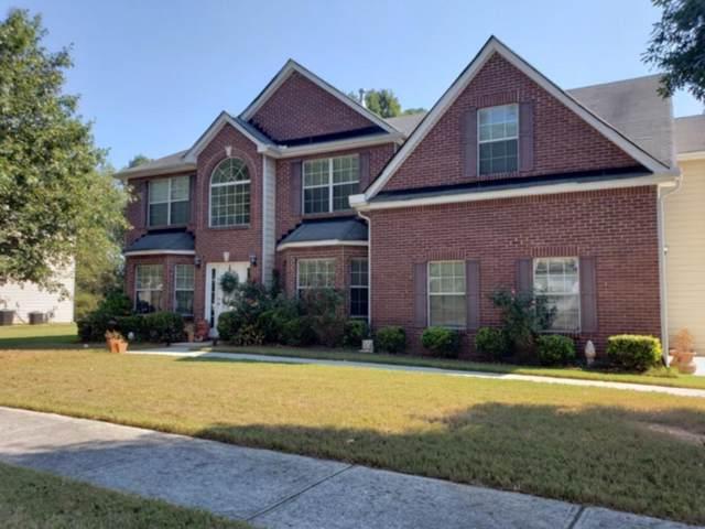 3906 Mckee Mill Trace, Ellenwood, GA 30294 (MLS #6629409) :: North Atlanta Home Team