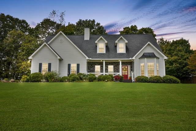 39 Red Fox Trail, Euharlee, GA 30145 (MLS #6629444) :: The Realty Queen Team