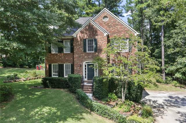 1256 Darden Court NW, Kennesaw, GA 30152 (MLS #6629468) :: North Atlanta Home Team