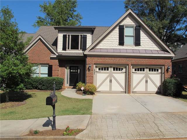 284 Township Lane, Athens, GA 30606 (MLS #6629477) :: North Atlanta Home Team