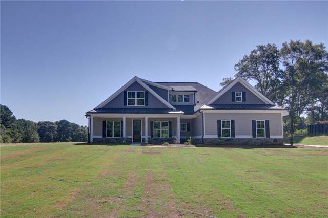 1250 Alcovy Station Road, Covington, GA 30014 (MLS #6629487) :: North Atlanta Home Team