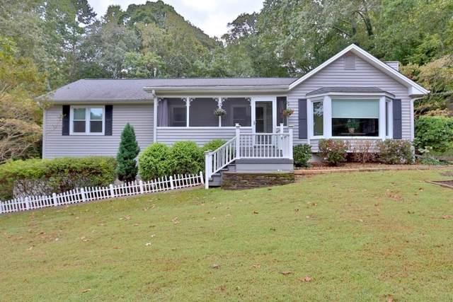 132 Bramble Oak Drive, Woodstock, GA 30188 (MLS #6629490) :: North Atlanta Home Team