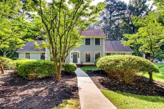 4230 Autumn Hill Drive, Stone Mountain, GA 30083 (MLS #6629497) :: North Atlanta Home Team