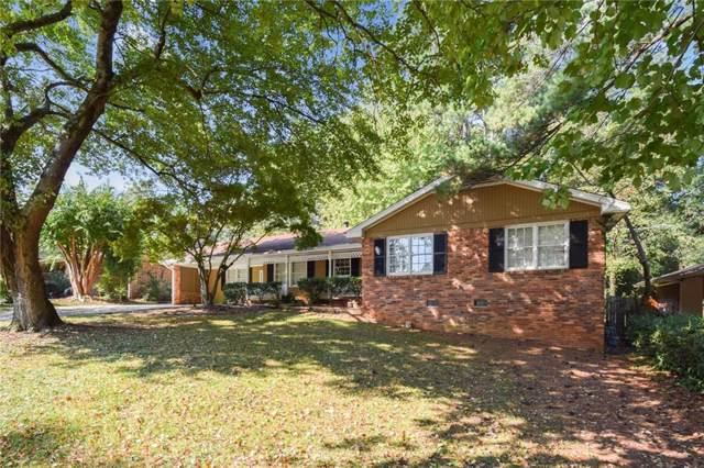 1203 Renee Drive, Decatur, GA 30035 (MLS #6629518) :: North Atlanta Home Team