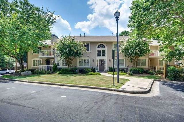 1538 Chantilly Drive NE #119, Atlanta, GA 30324 (MLS #6629532) :: North Atlanta Home Team