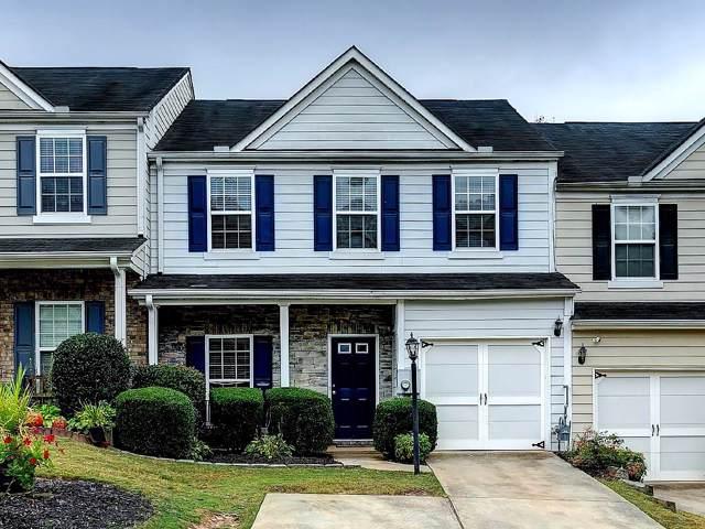 129 Spring Way Square, Canton, GA 30114 (MLS #6629537) :: North Atlanta Home Team