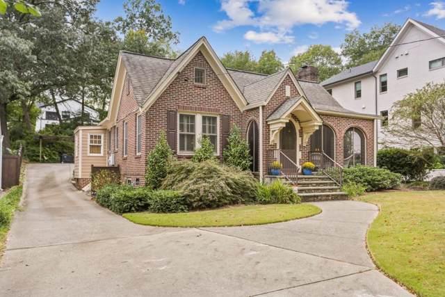 1107 Mclynn Avenue NE, Atlanta, GA 30306 (MLS #6629539) :: North Atlanta Home Team