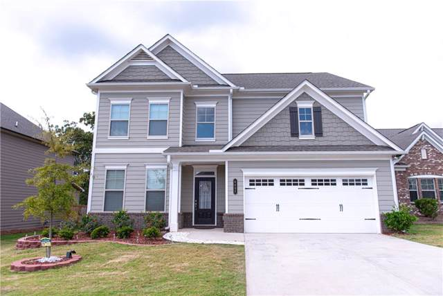 4466 Big Rock Ridge Trail SW, Gainesville, GA 30504 (MLS #6629566) :: North Atlanta Home Team
